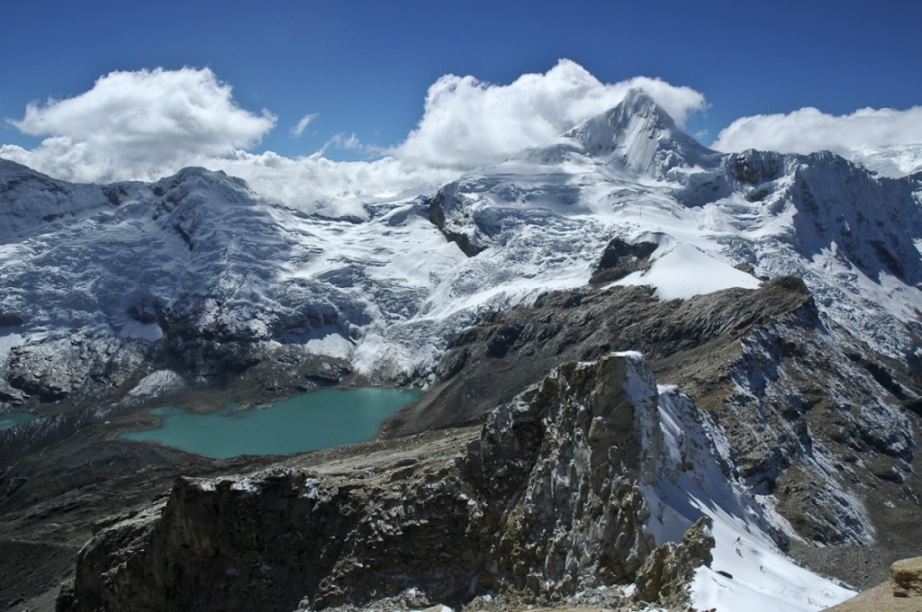 Peru utazás a Blanca-hegységben