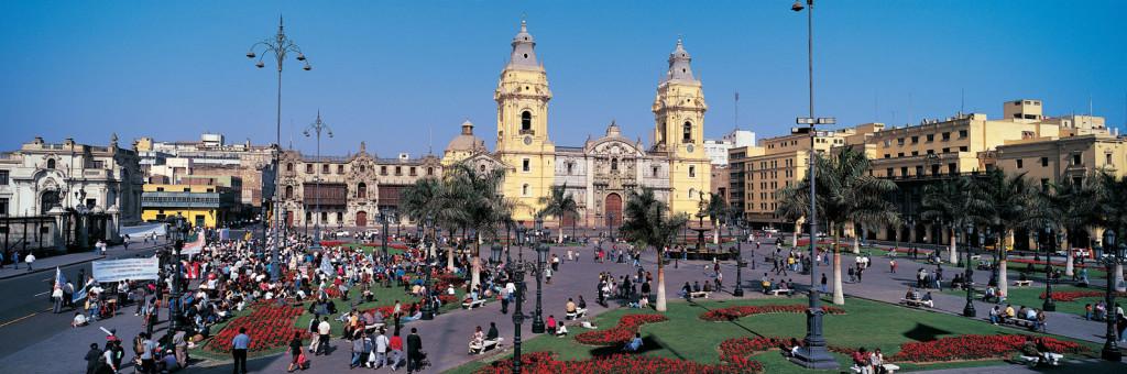 városnézés Limában