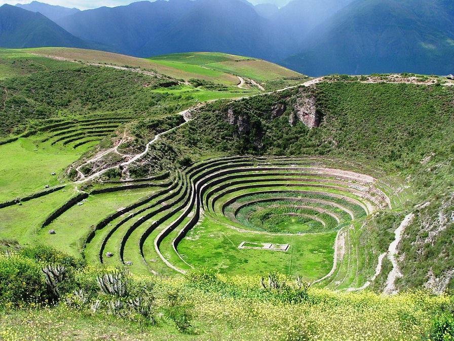 inkák ősi völgye
