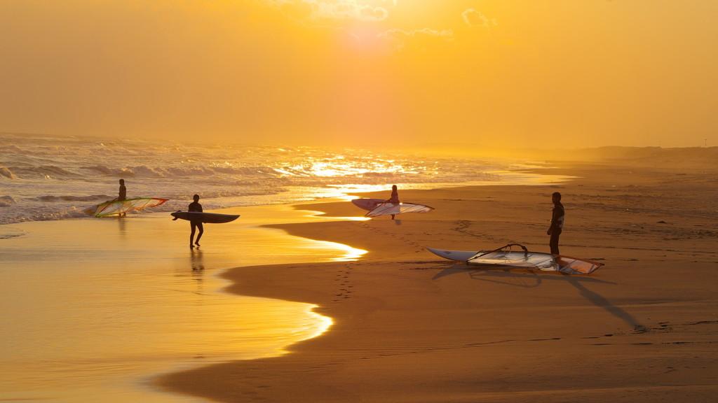 szörfözés Máncorában